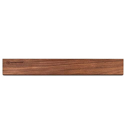 Wüsthof TR7222/50 Barre magnétique pour 10 couteaux de cuisine 50 cm, bois / noyer