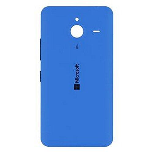 Copri batteria originale NOKIA AZZURRO per Lumia 640 XL venduto in bulk senza scatolo