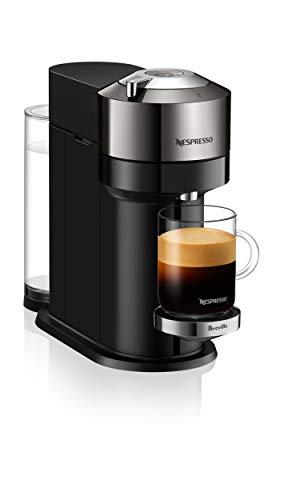 Nespresso BNV540DCR Vertuo Next Espresso Machine by Breville, Dark Chrome