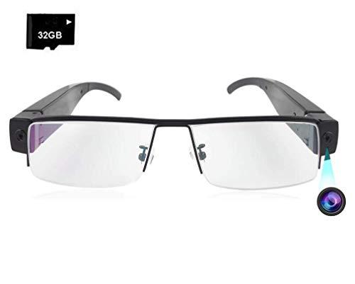 Cámara Espía Gafas 32G