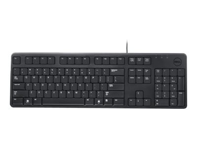 Dell DJ507 Keyboard (ITALIAN) USB Slim KB212B :: ( Spares & Replacement Parts  Keyboard & Mouse)