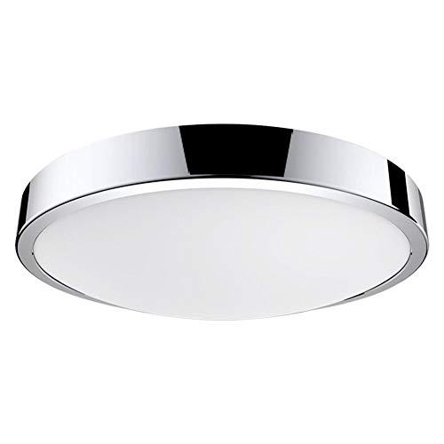 WFSDKN Deckenleuchte LED Baddecke Wasserdicht Warm Kühl Tageslicht Weiß Leuchte, Weiß