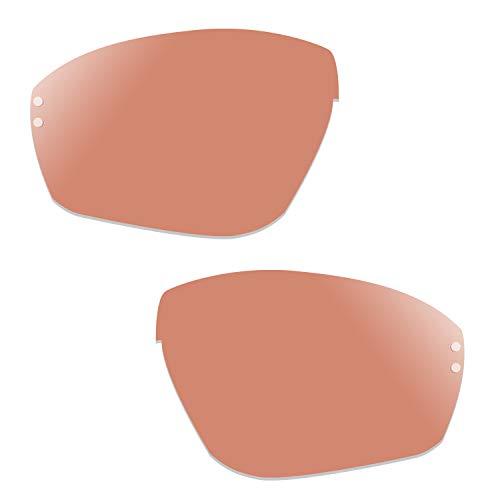 Ersatzgläser für adidas Evil Eye Halfrim und Halfrim Pro a168 a198 a403 ad07 ad08 Größe S (LST bright antifog)
