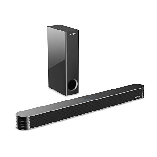 Best soundbar with wired subwoofer