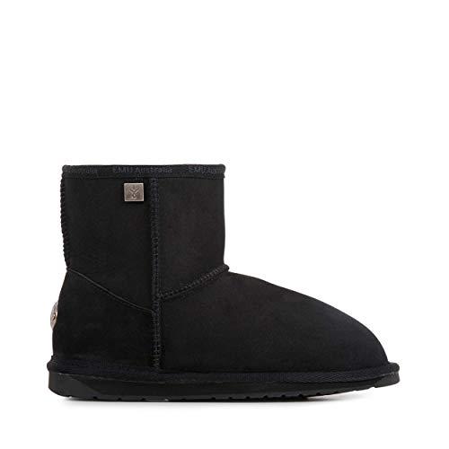 EMU Australia Platinum Stinger Slim Mini Womens Sheepskin Boots Australian Made Size 38 EMU Boots