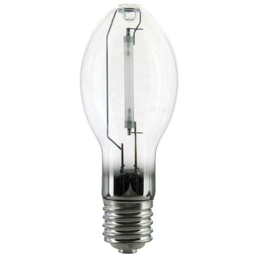 Sunlite 03635-SU LU150/MOG 150 Watt High Pressure Sodium Light Bulb, Mogul Base (E39), ANSI Code S55, 16000 Lumen, 20000 Life Hours, Clear, 2100K