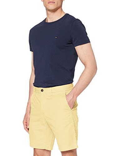 Pantalón corto Tommy Hilfiger amarillo para hombre