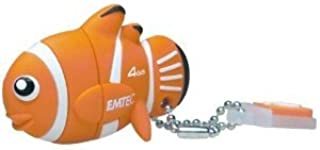 EMTEC EKMMD4GM317 FLASH DRIVE 4GB M317 CLOWNFISH