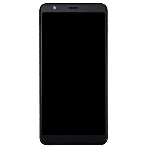 Mingxian Pantalla LCD y digitalizador Asamblea con Marco Completo for ASUS Zenfone MAX Plus (M1) X018DC X018D ZB570TL