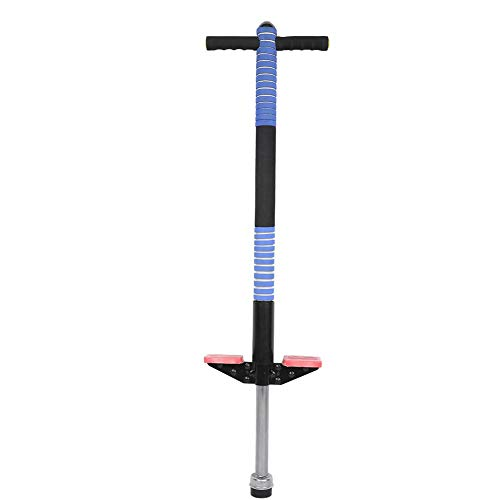Single Stick Jackhammer Jump Bounce Stick, Anti‑skid Children Spring Bounce Toy for Boys Girls Teens Birthday Gift, Maxmium Load Capacity Up to 30kg