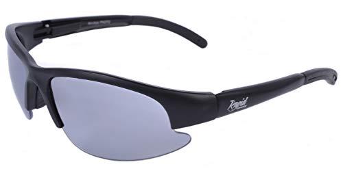 Rapid Eyewear 'Nimbus' SELBSTTÖNENDE SONNENBRILLE für Damen und Herren. Sportbrille mit Phototrope Gläser für Fahren, Laufen, Fahrrad, MTB etc. UV400 Schutzbrille