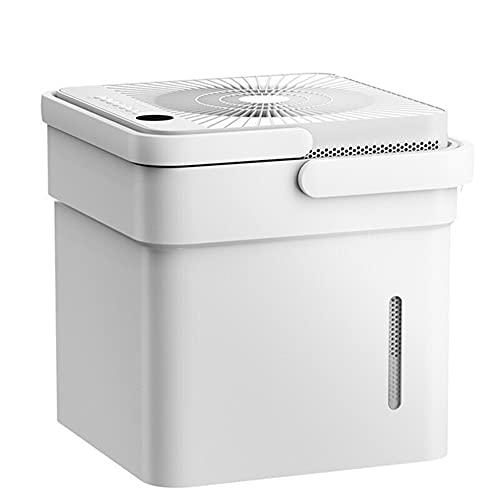 OOFAT Deumidificatore Ambiente Casa 12L per umidità Domestica, Deumidificatori Elettrici Portatili per Scantinati, Bagno, Camper, Lavanderia, Ripostiglio