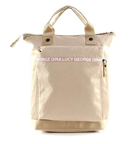 GEORGE GINA & LUCY nylon Roots Solid Monokissed Beige Ro