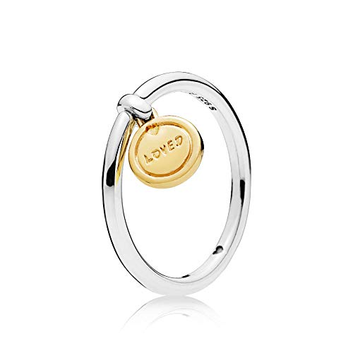 Pandora Shine Damenring Medallion of Love 167823-56