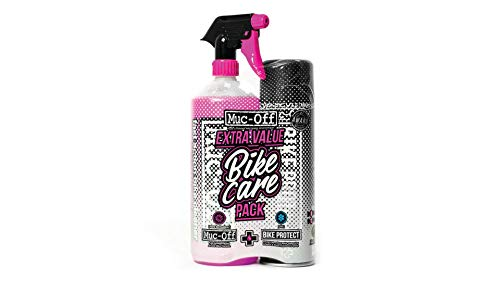 Muc-Off Bike Spray Duo Kit - Black