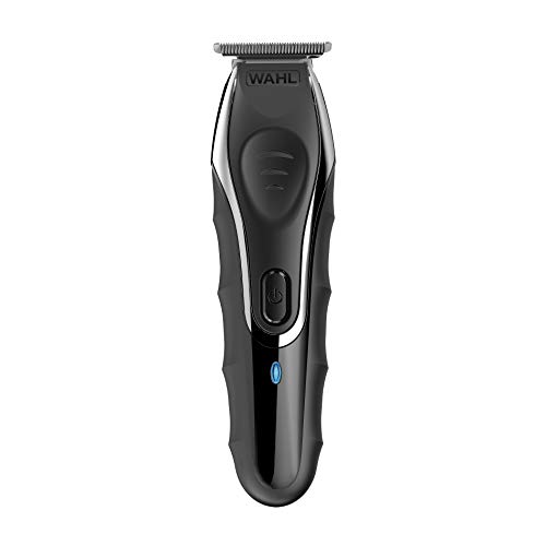 Wahl Beard Trimmer Men, Aqua Blade Hair Trimmers for Men, Stubble Trimmer, Male Grooming Set, Fully Washable, Ultra Close Cutting