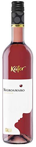 Feinkost Käfer Negroamaro Rose Negroamaro Halbtrocken (1 x 0.75 l)