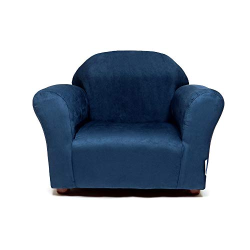 Keet Roundy Childrens Chair Microsuede