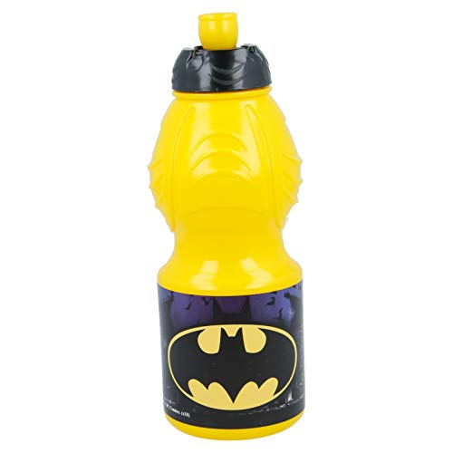 Botella Sport 400 ML | Batman Symbol