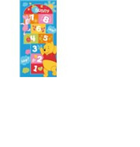 Disney Winnie L'Ourson Kinder Teppich Hop 140x67cm