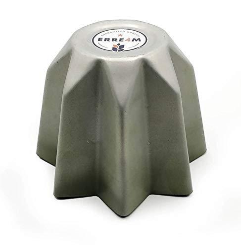 Erretre srl Stampo per pandoro Teflonato Antiaderente da 1000 Grammi in Alluminio Professionale
