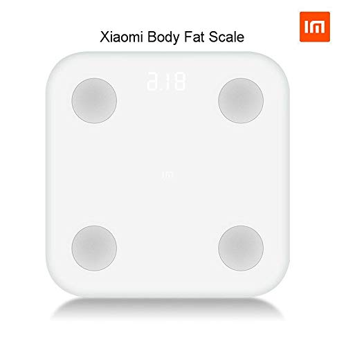 Xiaomi Smart Weight Scale 2 Health Balance Bluetooth 5,0 Digitale Waage Unterstützung Android 4.3 iOS 9 Mifit App