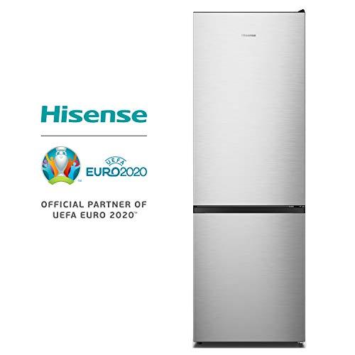 Hisense RB372N4AC2 Kühl-Gefrier-Kombination/A++ / Total NoFrost/MultiFlow Kühlung/LED Innenbeleuchtung/ 287 L Nutzinhalt