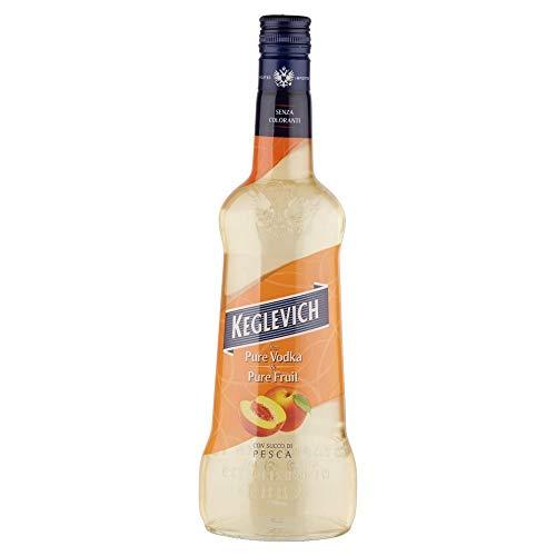 Keglevich Vodka melocotón 1 lt.