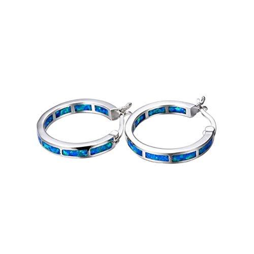 Miwaimao landia 1 Paar Schlankheitsohrringe Edelstahl Gesundheit Gewichtsverlust Ring Ohrringe Damen Ohrringe Körperentspannungsmassage Schlanke Ohrstecker