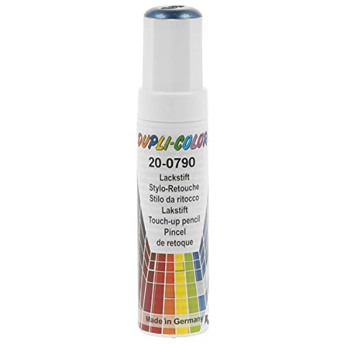 Dupli-Color 601422 Lackstift Auto-Color blau metallic 20-0790 12ml, Blue
