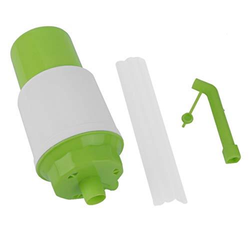 ACEHE Bomba de Agua Potable, Nuevo para Botella de galón Bomba de Agua Potable Prensa Manual Bomba Manual Extensiones de dispensador Tubo extraíble Herramienta de Grifo de Bomba