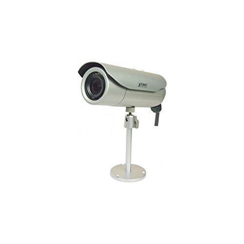 Preisvergleich Produktbild Planet 5 Mega-Pixel Vandalproof IR Bullet IP Camera. 802.3af,  ICA-E3550V (IR Bullet IP Camera. 802.3af POE,  2.8-12mm Vari-Focal,  IR-30meter,  ICR,  H.264 / MJPEG,  5MP@15fps,  WDR,  3DNR, )