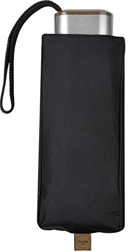 M & P Plano mini paraplu zakparaplu klein compact met groot scherm handmatige opener