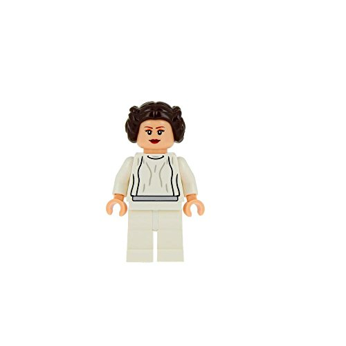 Lego Star Wars Minifigure Princess Leia from Millennium Falcon (7965) by LEGO