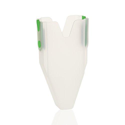 Börner Schieberbox TrendLine ohne Fuß (grün) - Aufbewahrung Einschub Zubehör Gemüsehobel V-Hobel