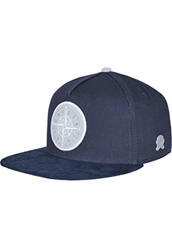 Cayler & Sons Unisex-Adult C&S CL Navigating Cap, Navy/mc, Einheitsgröße
