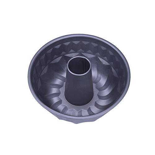 Molde tartas acero carbono antiadherente forma anillo