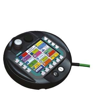 6AV6645-0AA01-0AX0-SIMATIC MOBILE PANEL 177 DP met geïntegreerde toets P