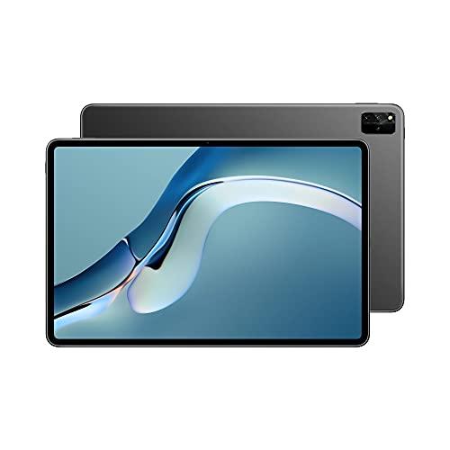 HUAWEI MatePad Pro 12.6, Tablet de 12.6'', Procesador Qualcomm Snapdragon 865, 256GB ROM+ 8GB RAM, Gris