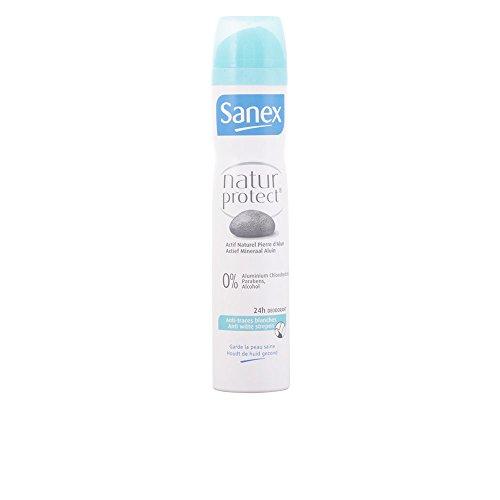 Sanex Natur Protect 0% Desodorante Antimanchas - 200 ml