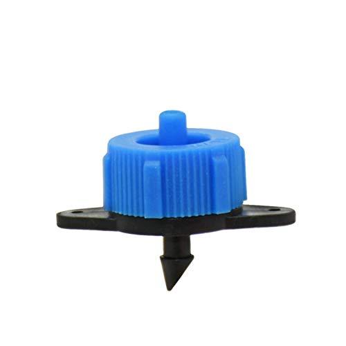 ZSZJ 2L 4L 8L 8L Emisor de compensación de presión de la presión de 2 vías Divisor de 4 vías de 4 vías Regulador de Agua de riego para Flecha 30pcs (Color : 4L)