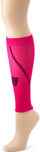 CEP Women's Compression Allsport  Calf Sleeves, Pink (Small,9.5 12.25- Inch Calf)