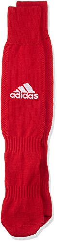 adidas Kinder Stutzen Santos 3-Stripe, power red/white, 31-33, Z56224