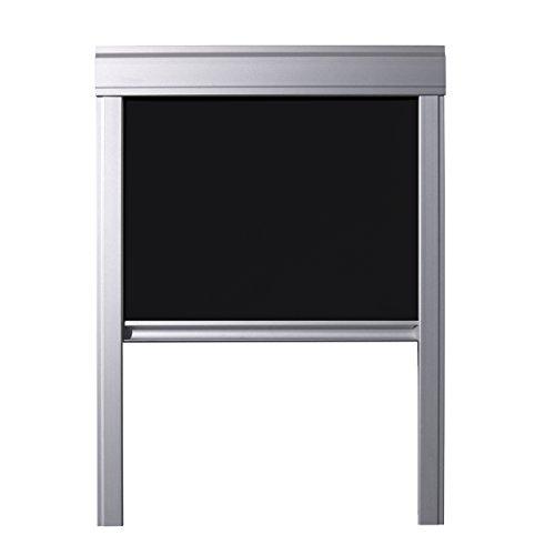 Itzala Store Occultant Compatible avec Les fenêtres de Toit VELUX, M04, MK04, 304, 1, Noir