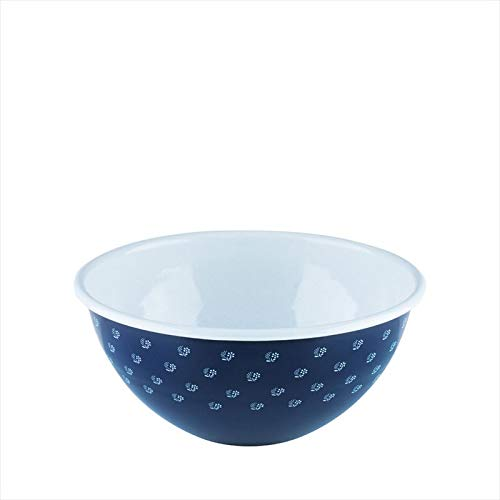 Riess 0464-074 Country-Dirndlschale pastellfarben sortiert 22 2,50 L blau