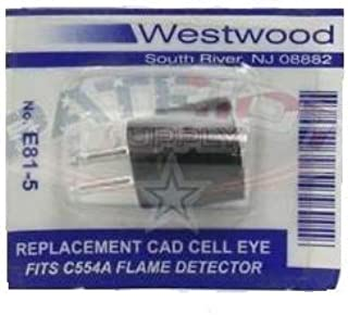 WESTWOOD E81-5 CAD CELL EYE ONLY FITS C554A FLAME DETECTOR