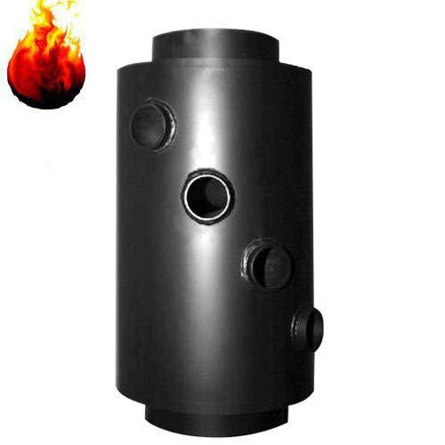 Abgaswärmetauscher Kratki Ø 200mm Luft-Rauchgaswärmetauscher