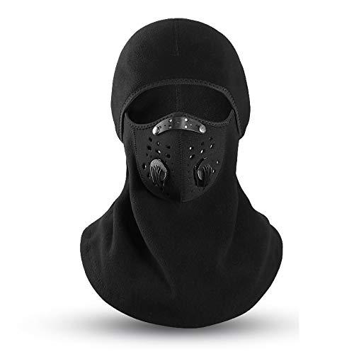JZJSZB Balaclava Ski mask Windproof Ski Mask Motorcycle Face Scarf, Cycling Outdoor Sports Thermal Windproof (Size : 1pcs)