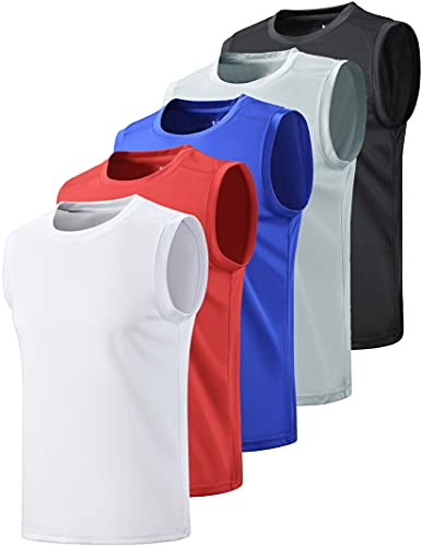 Liberty Imports Pack of 5 Men's Str…
