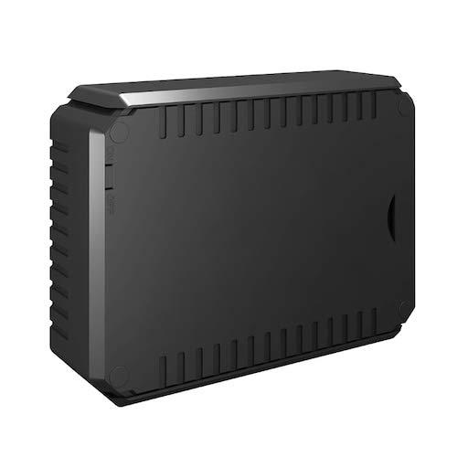 HaiMa Impermeable Gps Coche Vehículo Dispositivo De Seguimiento Potente Rastreador De Vehículo Magnético - China Negra